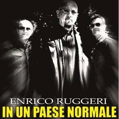 Enrico Ruggeri - In un paese normale